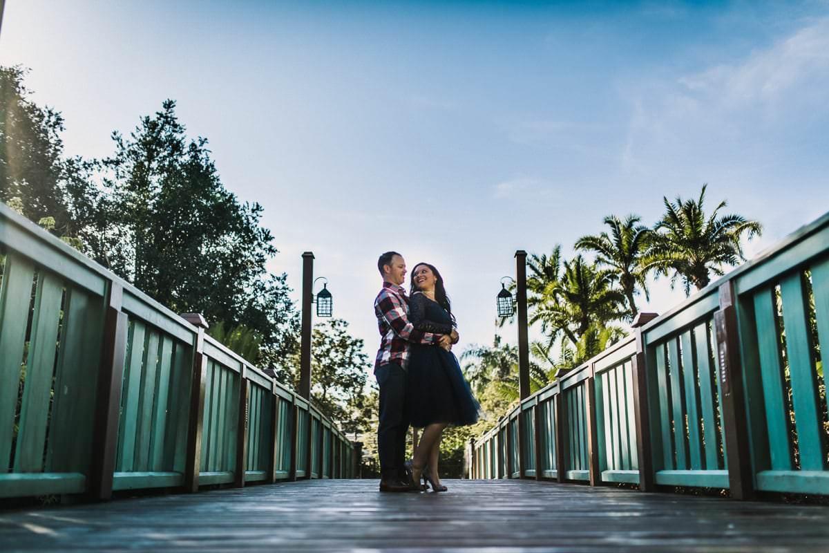 Disney Engagement photos