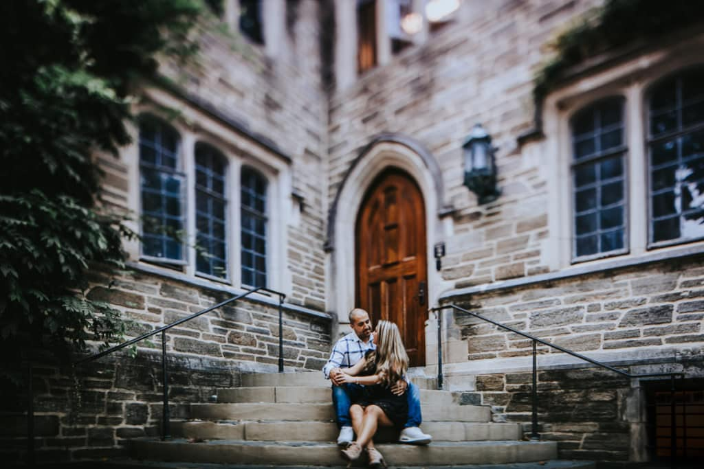 Princeton Engagement Photos