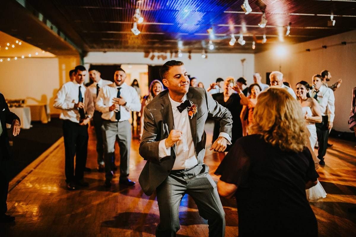 Shawn hill dancing