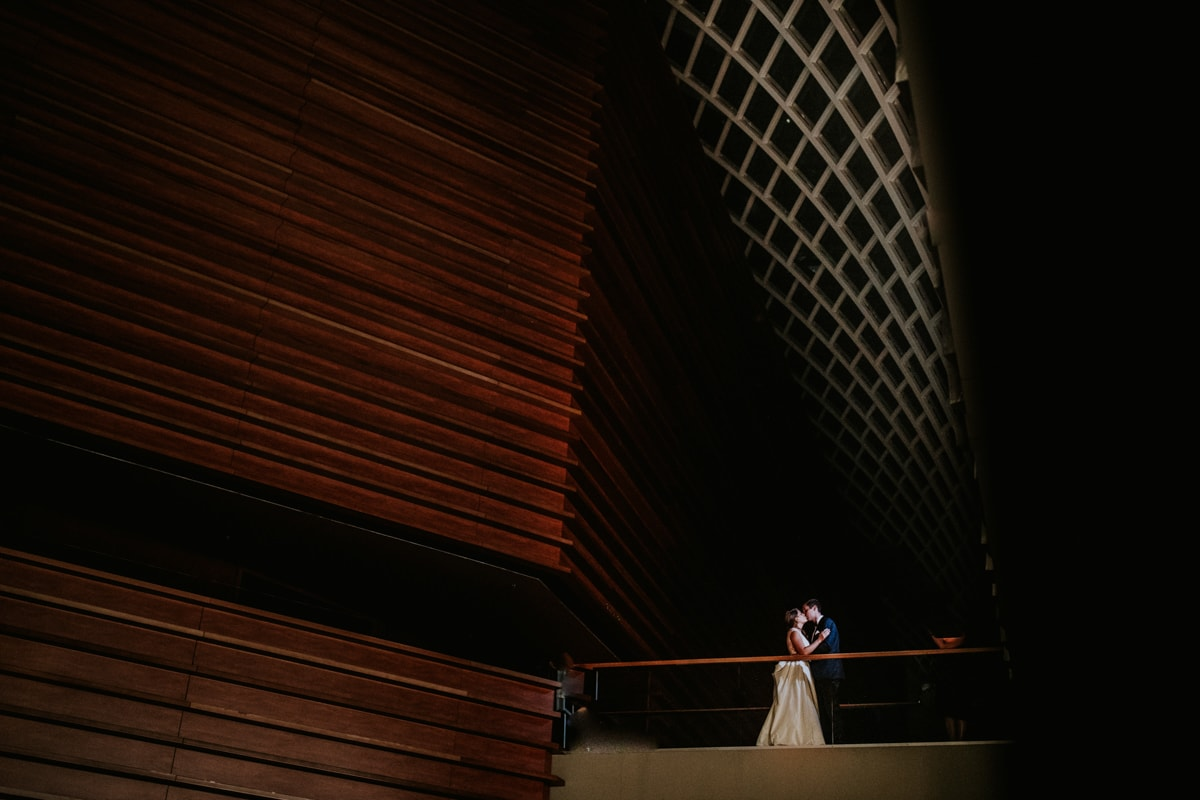 kimmel center wedding
