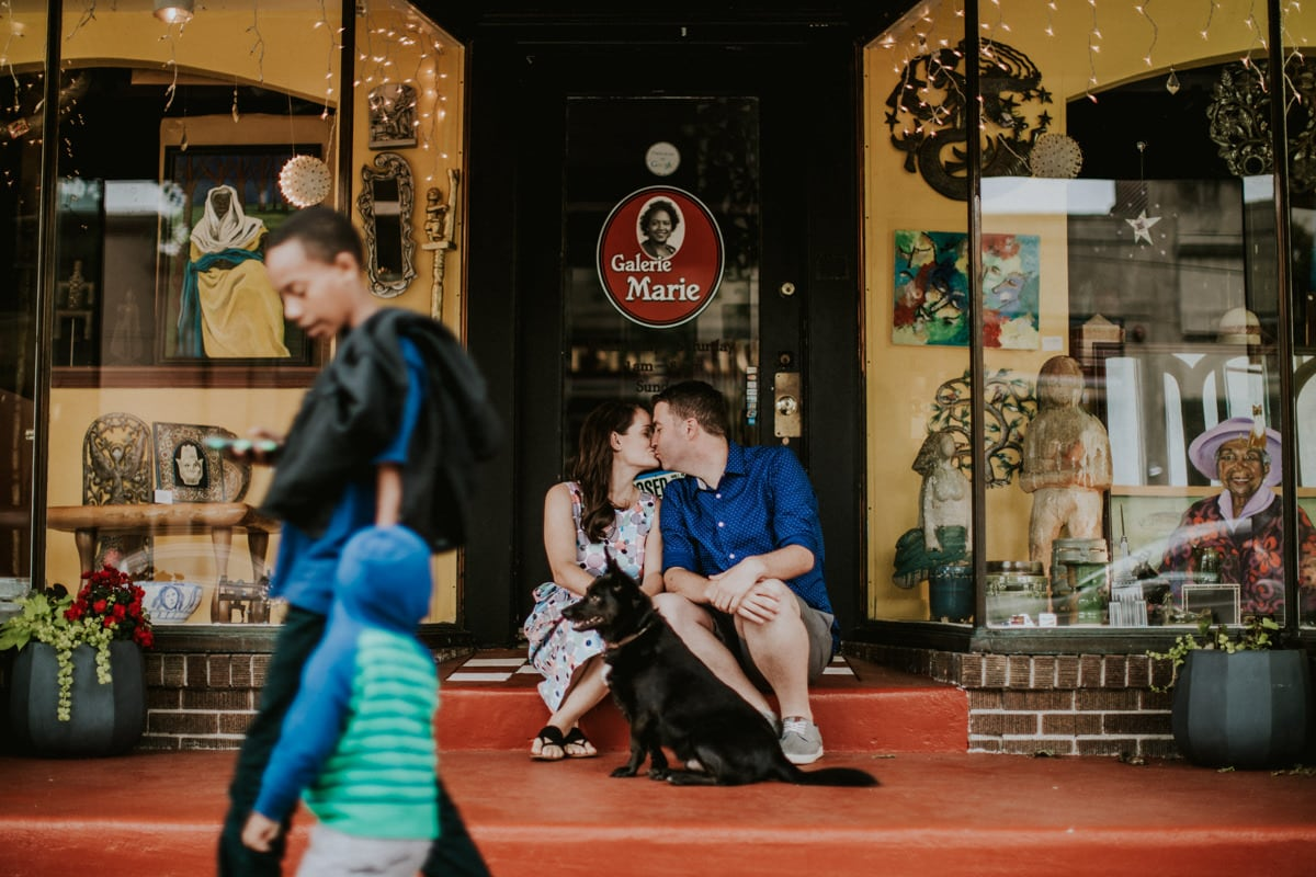 Collingswood engagement photos