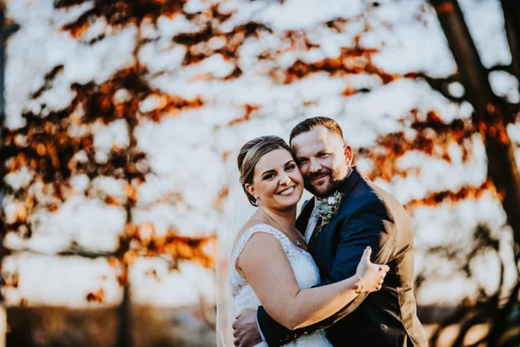 Normandy Farms Bride and Groom Wedding Photos