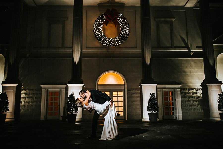 Somerset Palace wedding