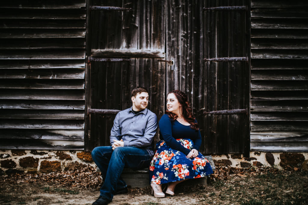 batsto engagement photos