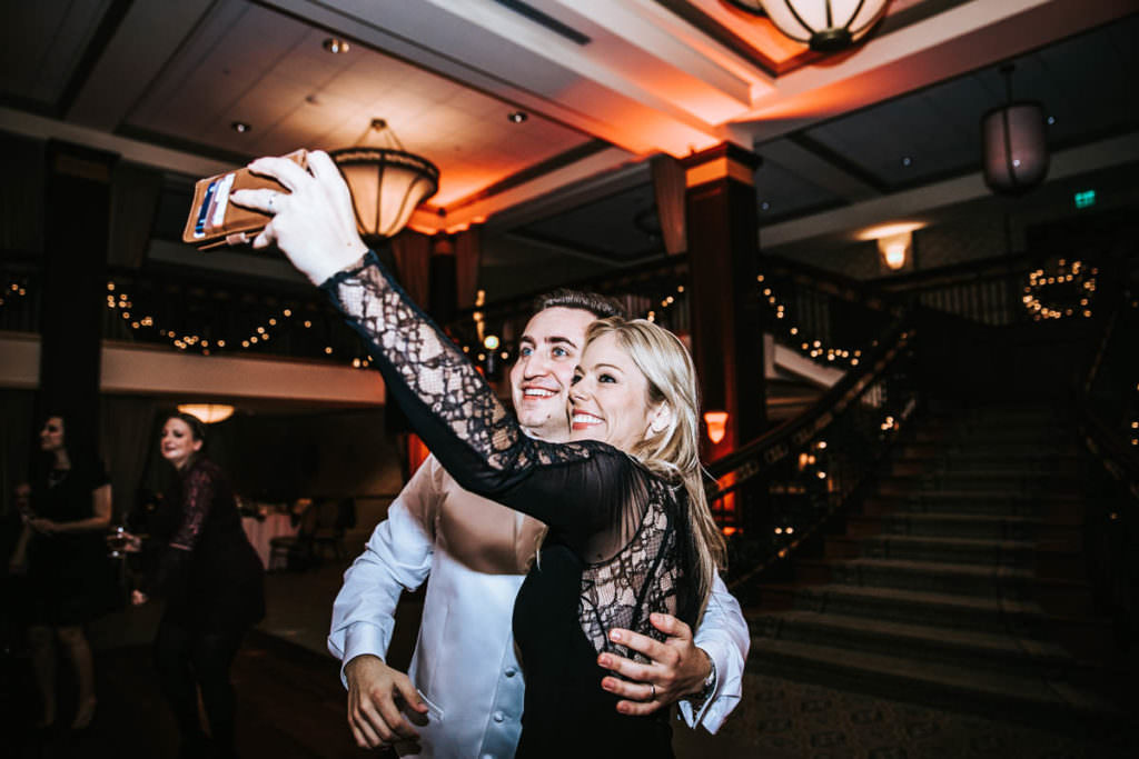 collingswood grand ballroom wedding