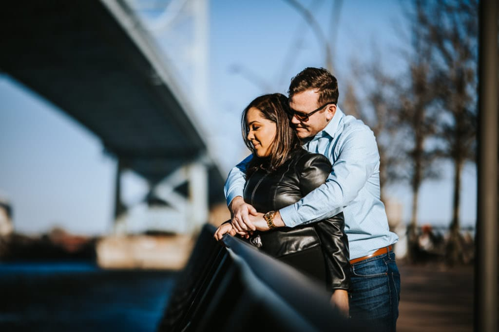 Old City engagement photos, Glenys and Alex | Old City Philadelphia