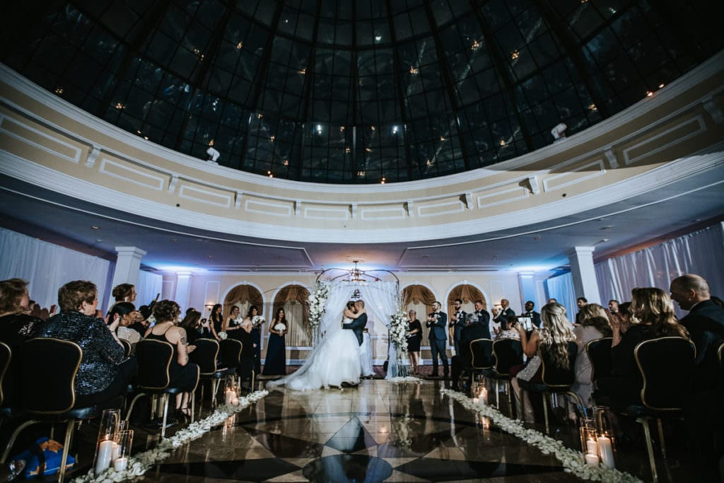 The Merion wedding, Maria and Brian | The Merion