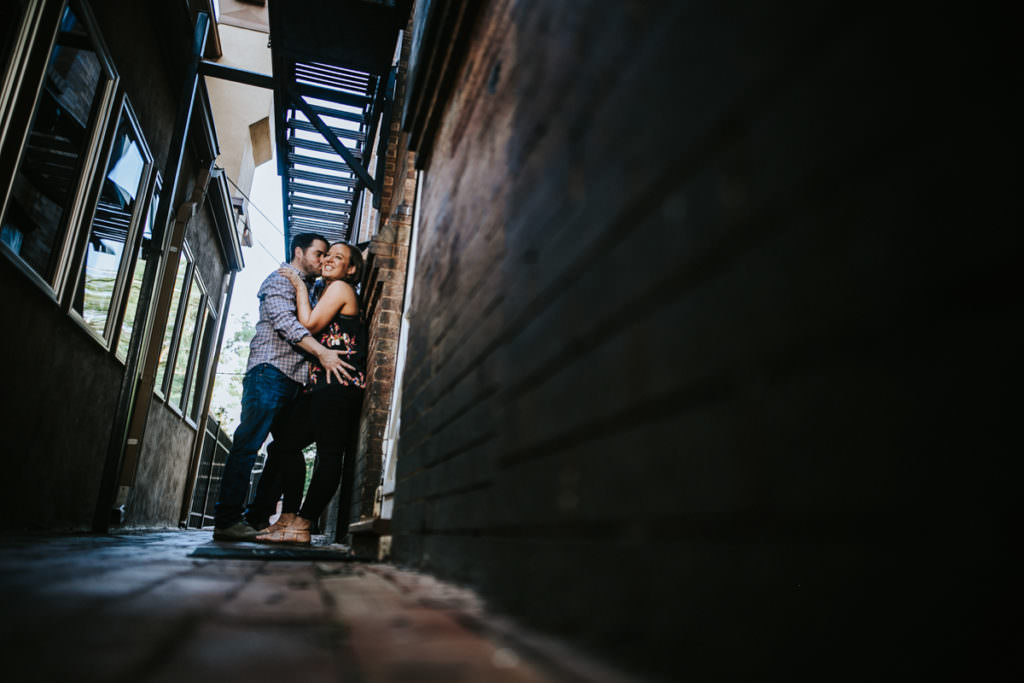 Haddon heights engagement photos