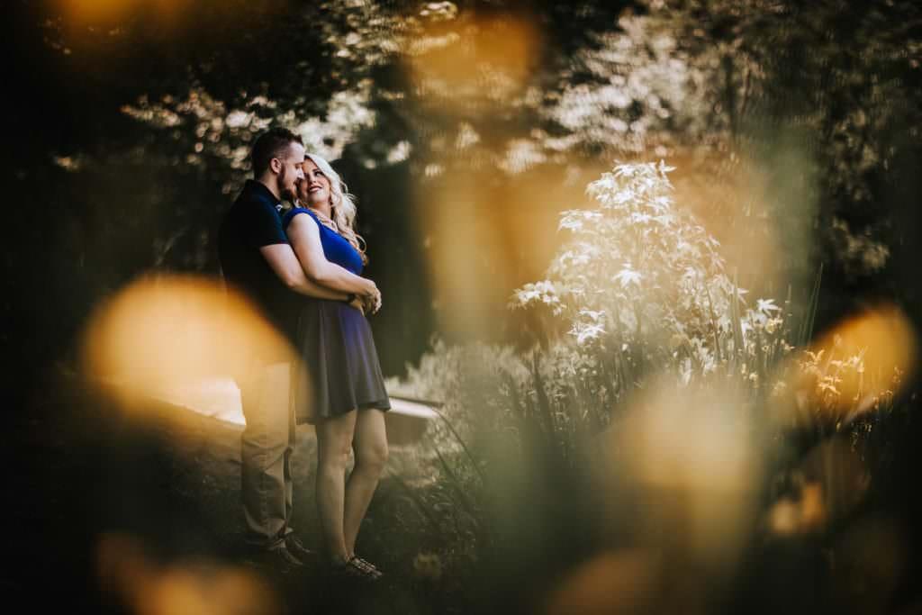 Engagement Photos, Chrissy and Brien | Washington Lake Park Engagement Photos