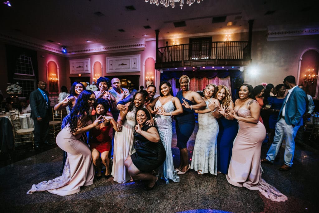 New Jersey Wedding Photographer florentine gardens