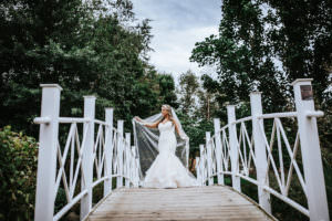 sayen garden wedding photos