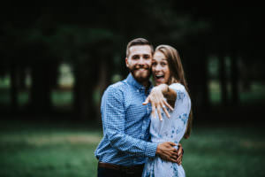 cape may engagement photographer