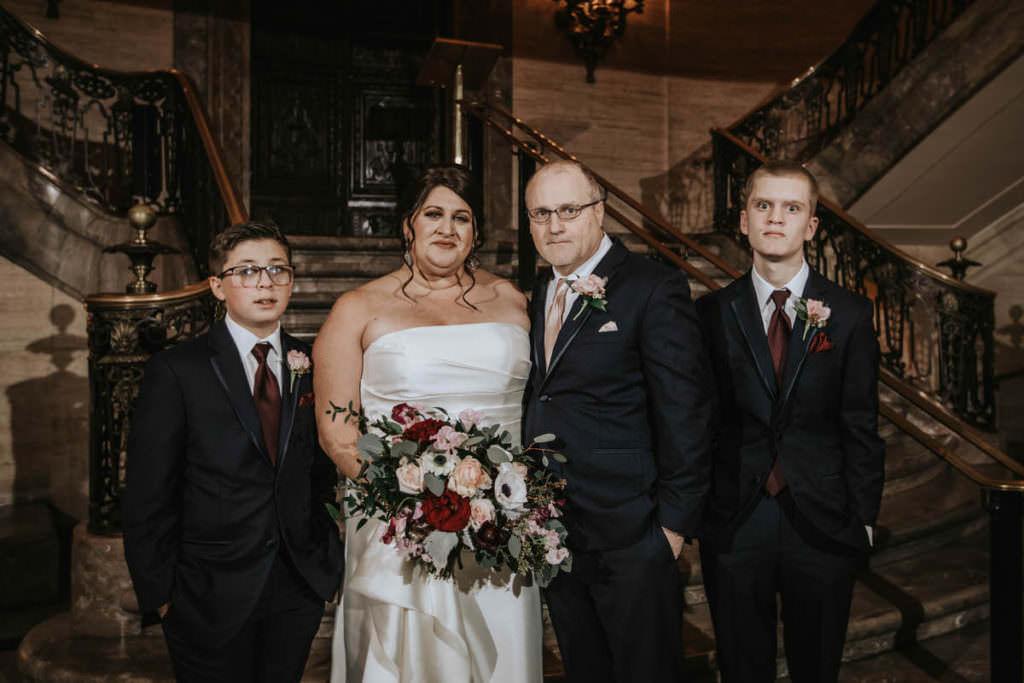 hotel du pont wedding, Kate and Ed | Hotel du Pont Wedding