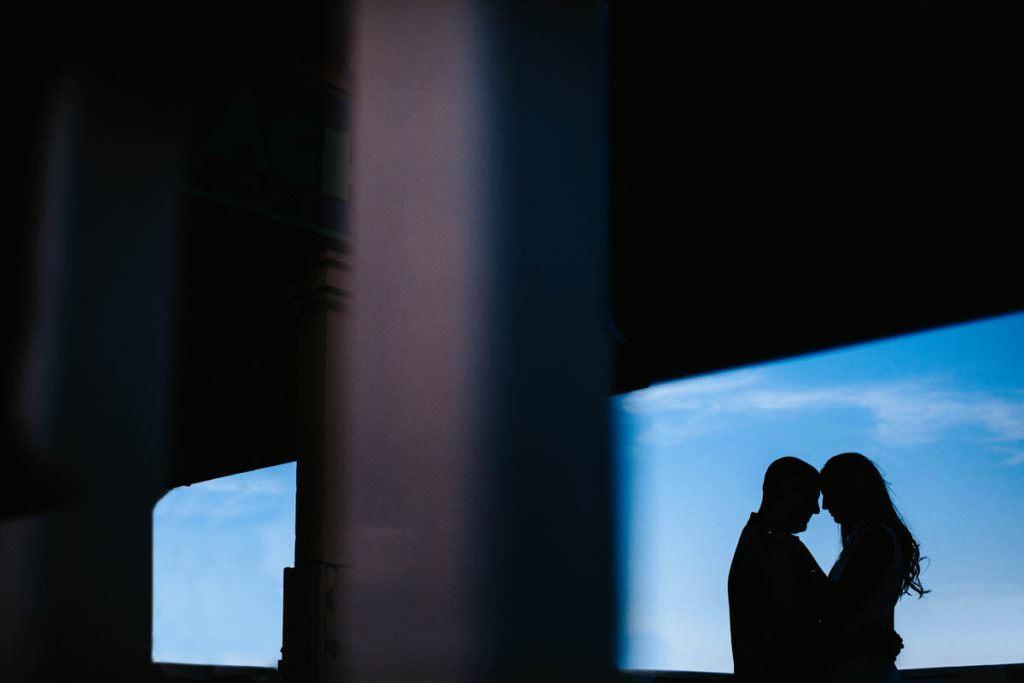 Atlantic City wedding photographer engagement session