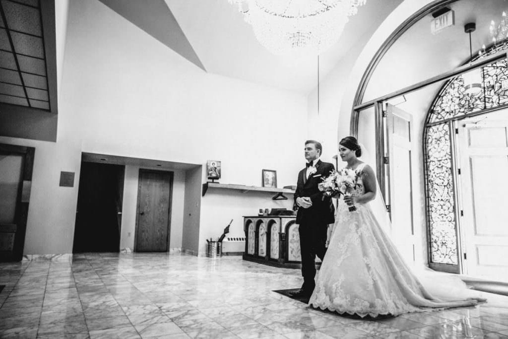 wedding photos from the Ballroom at Ellis Preserve