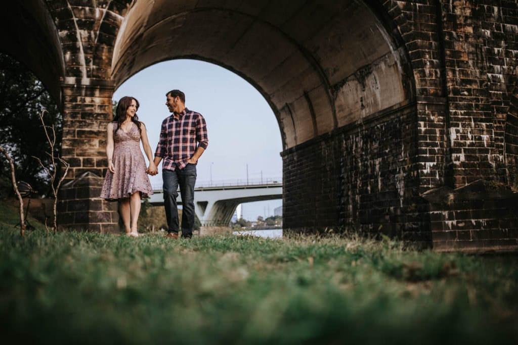 Philadelphia engagement photos, Jenn and Shane | Philadelphia Engagement Photos