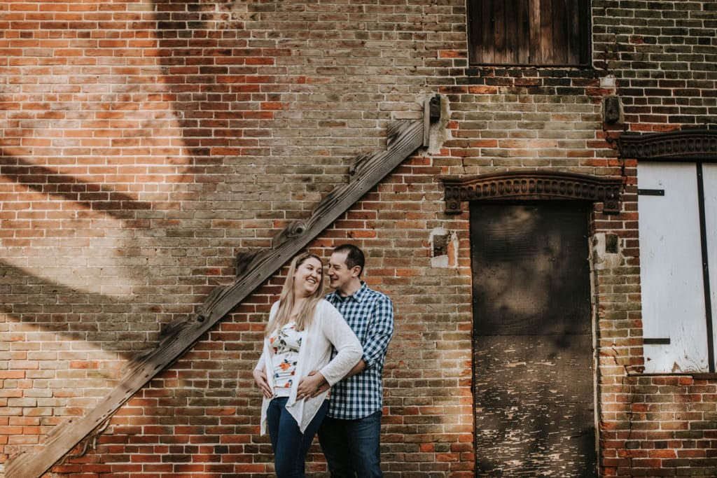 NJ engagement photos, Meghan and Justin | Smithville NJ Engagement Photos