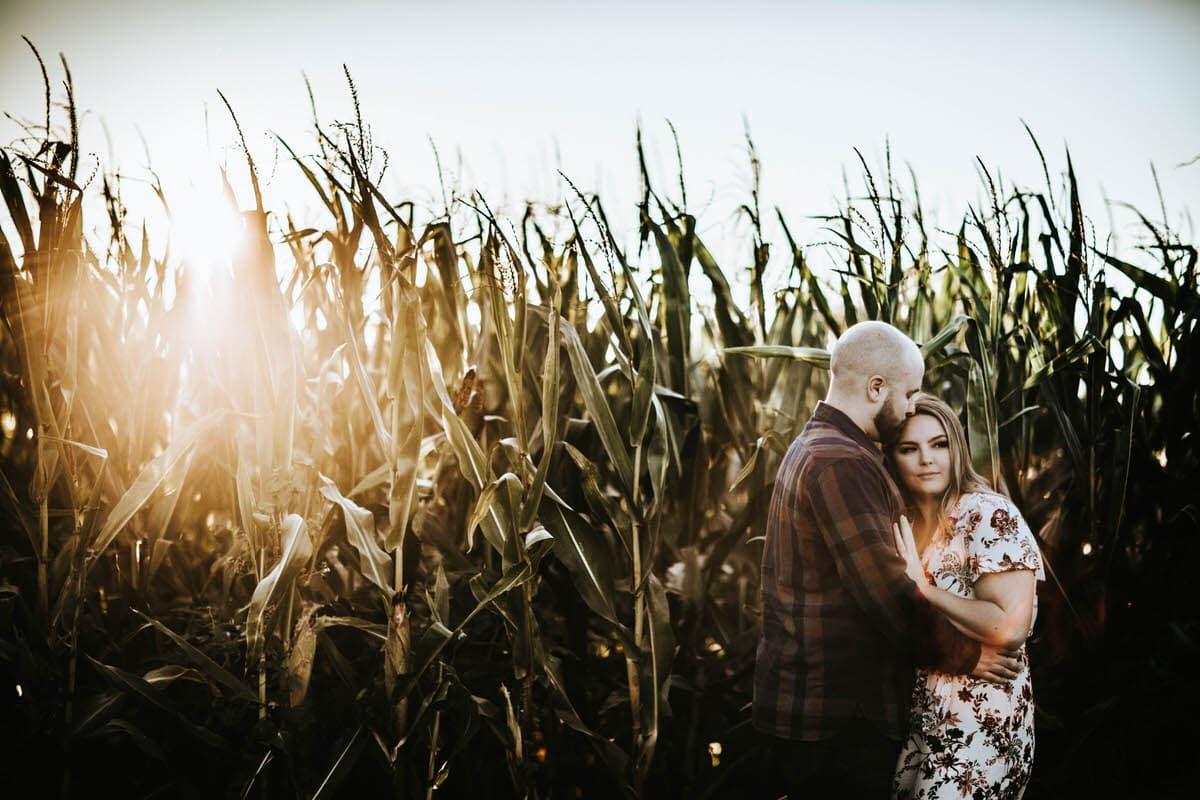 Johnson's Locust Hall Farm wedding photographer