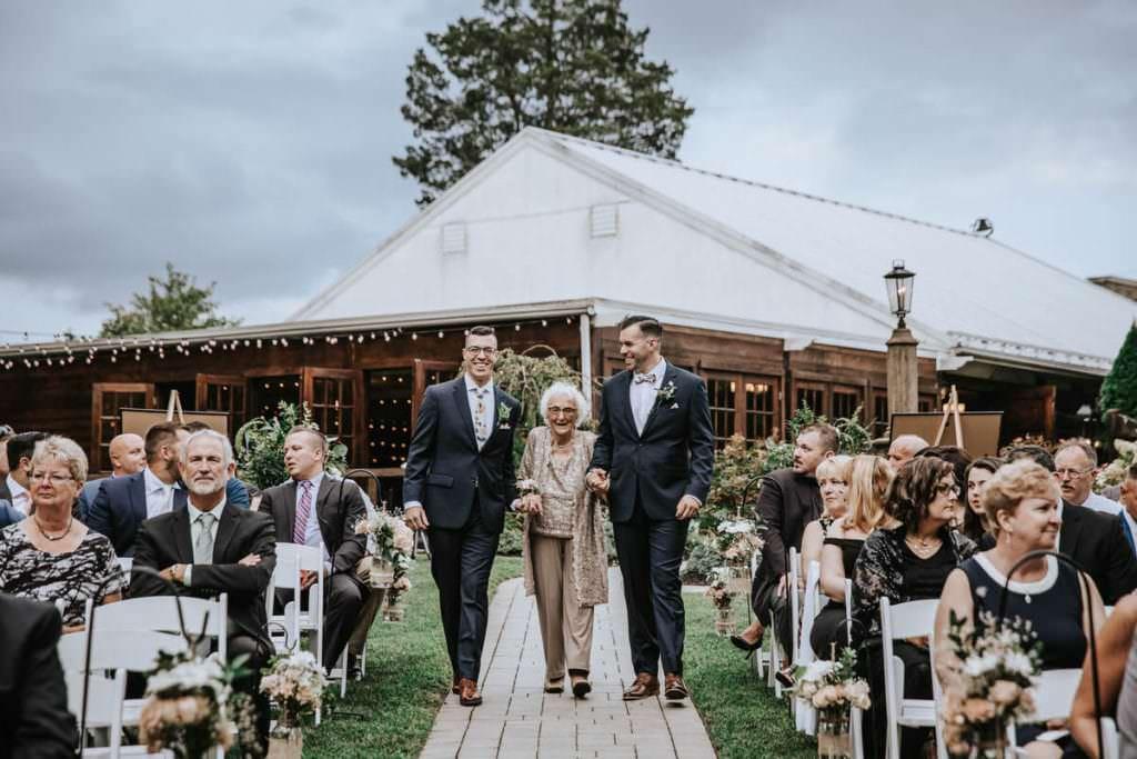 Hamilton Manor Wedding Photographer