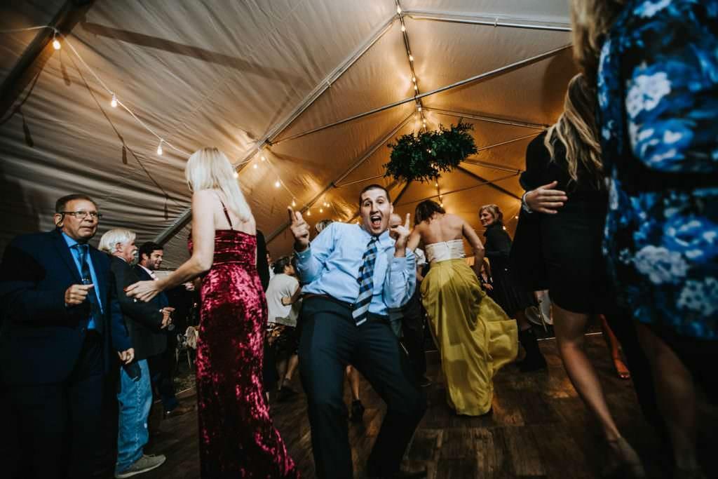 DIY Backyard Wedding, Alice and Tommy | DIY Backyard Wedding
