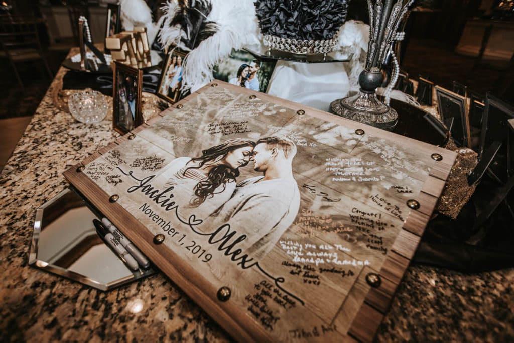 Gatsby Themed Wedding, Jaclyn and Alex | Gatsby Themed Wedding