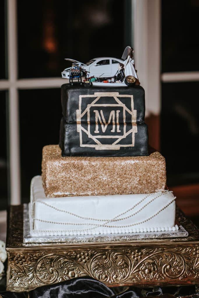 gatsby themed wedding