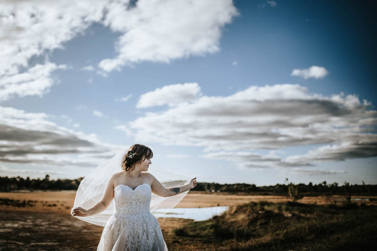 Whitesbogs village wedding photographer