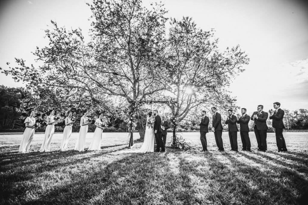 Meadow Creek Farm Wedding Photographer