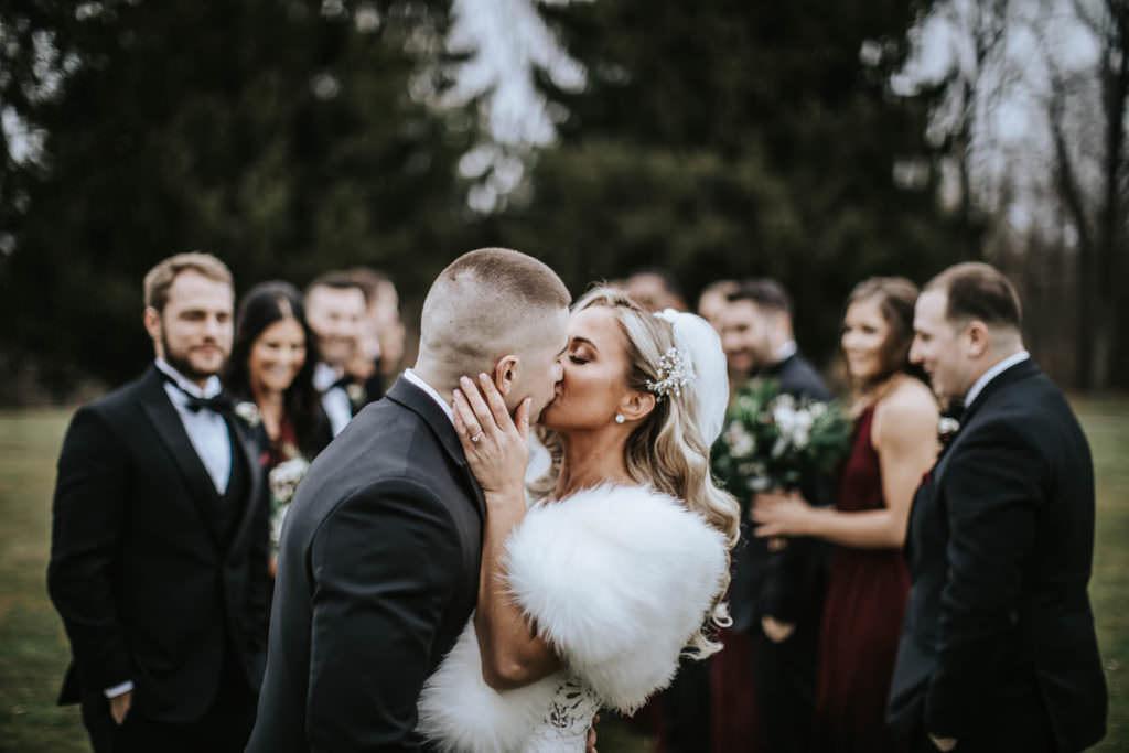 Penn Oaks Country Club Wedding Photographer