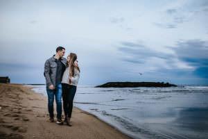 NJ Shore engagement photos
