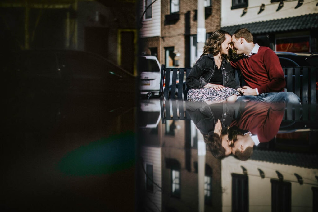 Passyunk Engagement Session