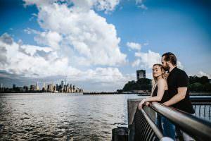 Hoboken engagement photos