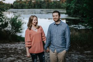 Stockton University Engagement Photos