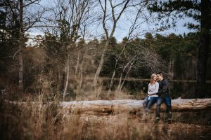 batsto engagement photos