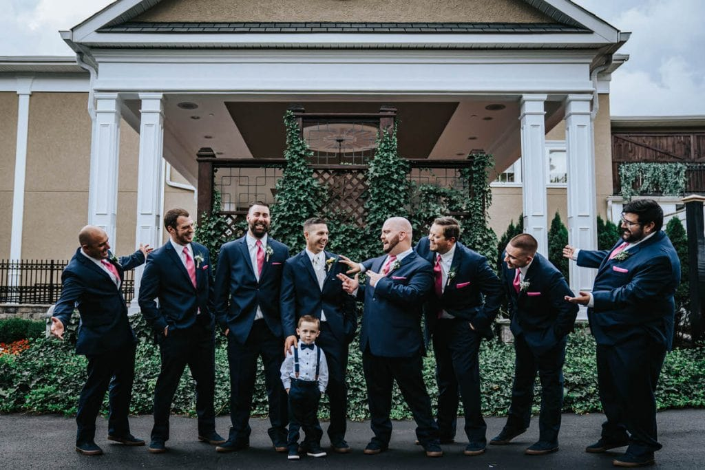 Hamilton Manor Wedding Photographer