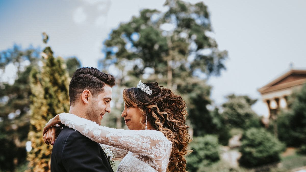 water works wedding photographer