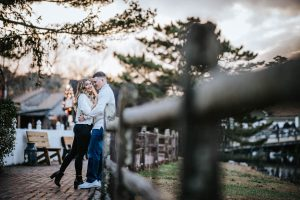 Historic smithville engagement photos