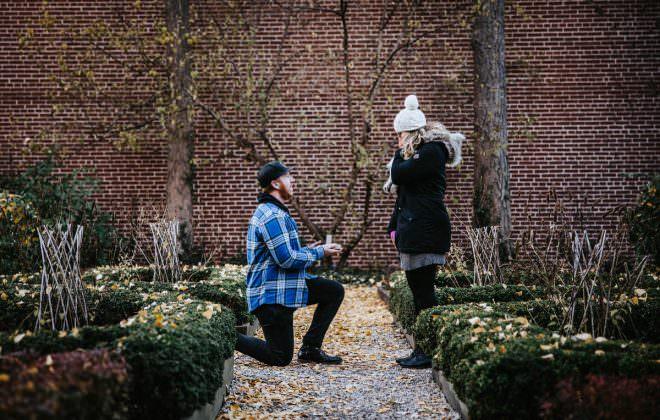 Philadelphia Engagement Photographer