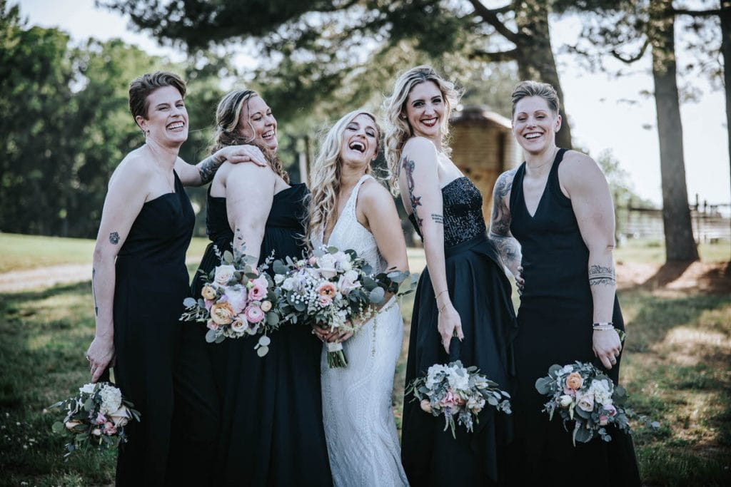 Laurita Winery Wedding Photos