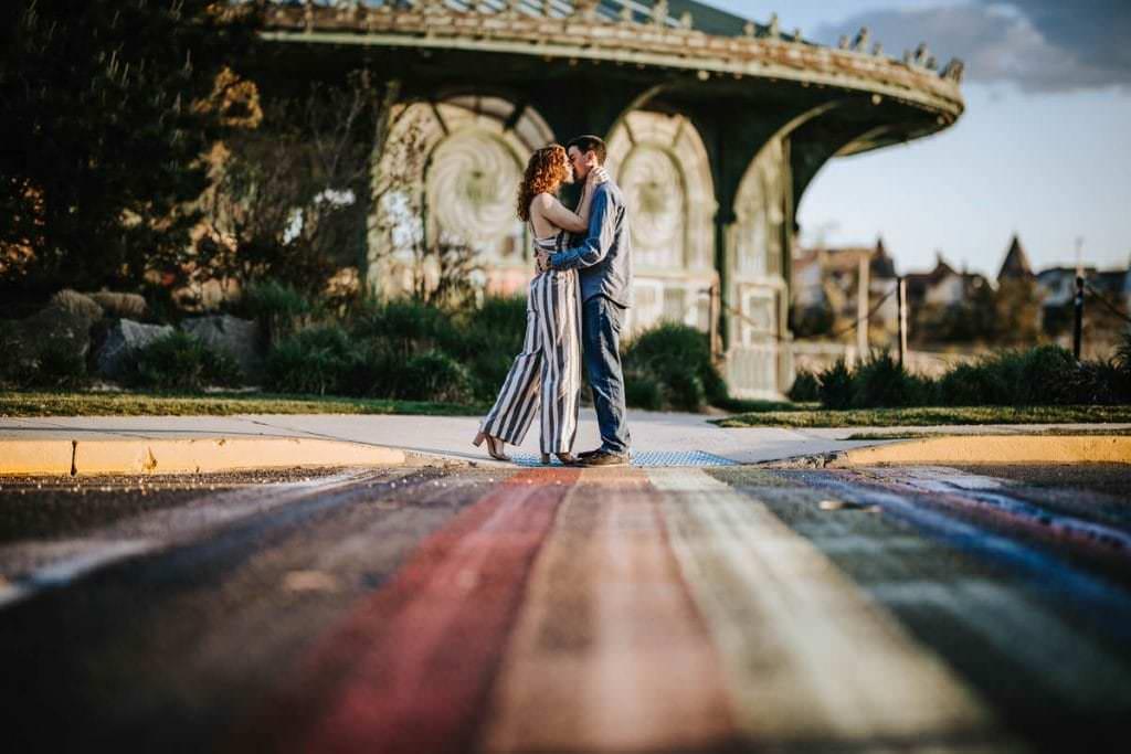 Asbury Park Engagement