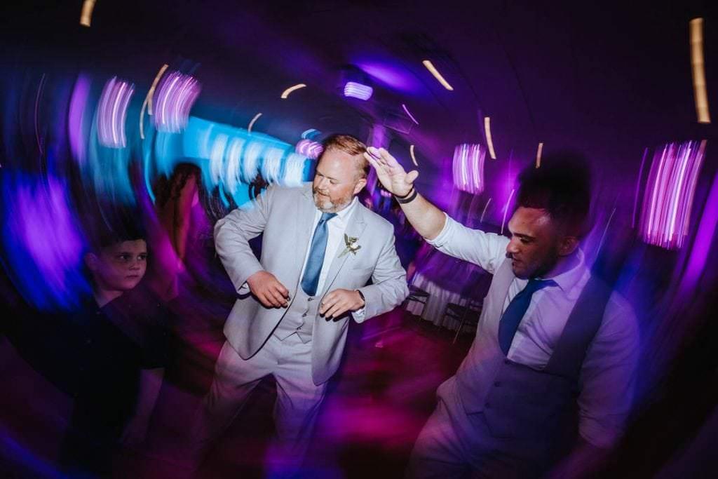 crystal point yacht club wedding photos