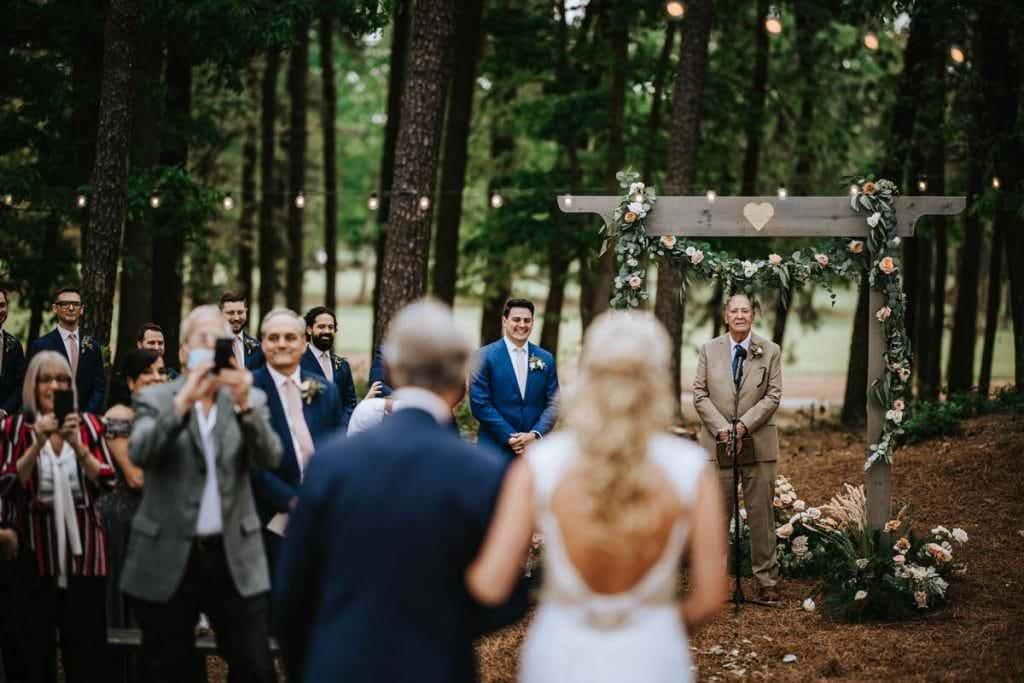 Running Deer Wedding Phjotos